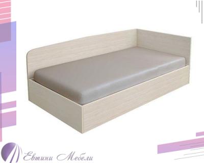 Легло КАСА с горна и странична табла